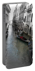 Gondolier Portable Battery Charger by Laurel Best