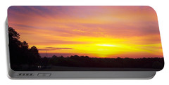 Good Friday Sunrise  Portable Battery Charger