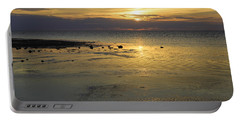 Good Morning Florida Keys V Portable Battery Charger by Fran Gallogly