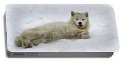 Good Wolfie ... Portable Battery Charger