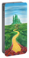 Goodbye Yellow Brick Road Portable Battery Charger
