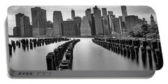 Gotham City New York City Portable Battery Charger