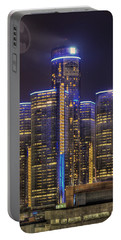 Gotham Detroit Portable Battery Charger