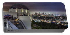 Gotham Griffith Observatory Portable Battery Charger