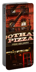 Gotham Pizza Portable Battery Charger