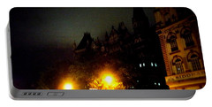 Portable Battery Charger featuring the photograph Gothic Skyline by Salman Ravish
