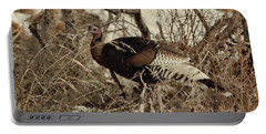 Gould's Wild Turkey Xii Portable Battery Charger