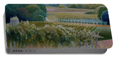 Grace Vineyards No. 1 Portable Battery Charger by Catherine Twomey
