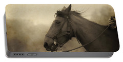 Graceful Beauty Portable Battery Charger by Kim Henderson
