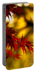 Graceful Leaves Portable Battery Charger