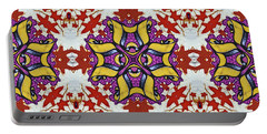 Graffito Kaleidoscope 40 Portable Battery Charger