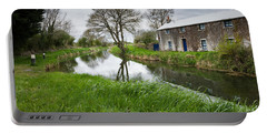 Grand Canal At Miltown Portable Battery Charger