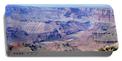 Portable Battery Charger featuring the photograph Grand Canyon 64 by Will Borden