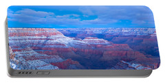 Portable Battery Charger featuring the photograph Grand Canyon At Dawn by Jonathan Nguyen