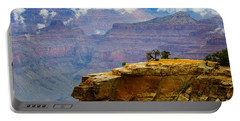 Grand Canyon Clearing Storm Portable Battery Charger