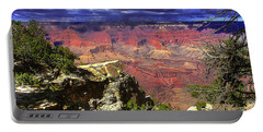 Grand Canyon Portable Battery Charger by Craig T Burgwardt