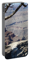 Portable Battery Charger featuring the photograph Grand Canyon by David S Reynolds