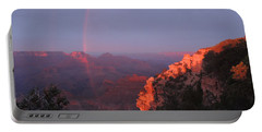 Grand Canyon Rainbow Portable Battery Charger by Jayne Wilson