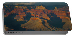 Portable Battery Charger featuring the photograph Grand Canyon by Rod Wiens