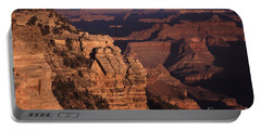 Portable Battery Charger featuring the photograph Grand Canyon Sunrise by Liz Leyden