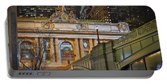 Grand Central Nocturnal Portable Battery Charger