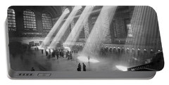 Grand Central Station Sunbeams Portable Battery Charger