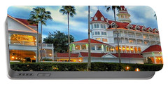 Grand Floridian Resort Walt Disney World Portable Battery Charger