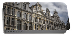 Grand Place Detail Portable Battery Charger