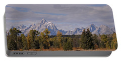 Grand Teton Portable Battery Charger