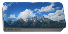 Portable Battery Charger featuring the photograph Grand Teton National Park by Janice Westerberg