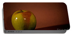 Portable Battery Charger featuring the photograph Granny Smith by Sharon Elliott