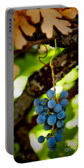 Grape Cluster Portable Battery Charger