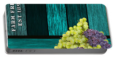 Grape Sign Portable Battery Charger