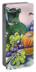 Grapes Galore Portable Battery Charger