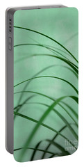 Grass Impression Portable Battery Charger