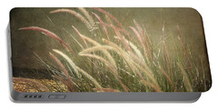 Grasses In Beauty Portable Battery Charger