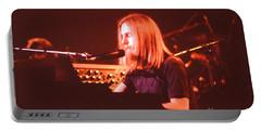 Grateful Dead Concert - Brent Mydland Portable Battery Charger