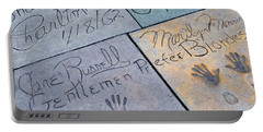 Grauman's Chinese Theatre Marilyn Monroe Portable Battery Charger