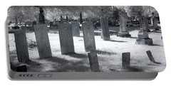 Graveyard Portable Battery Charger by Terry Reynoldson