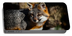 Gray Fox Portable Battery Charger