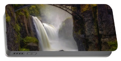 Great Falls Mist Portable Battery Charger