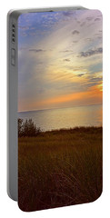 Great Lake Great Sunset Portable Battery Charger
