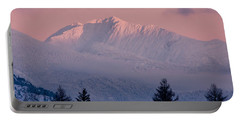 Portable Battery Charger featuring the photograph Great Northern by Jack Bell