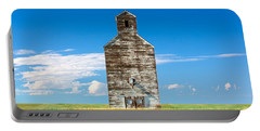 Portable Battery Charger featuring the photograph Great Plains Sentinel by Todd Klassy