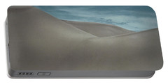 Portable Battery Charger featuring the photograph Great Sand Dunes by Don Schwartz