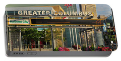 D8l-245 Greater Columbus Convention Center Photo Portable Battery Charger