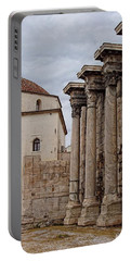 Grecian Columns Portable Battery Charger