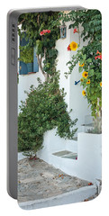 Greek House Portable Battery Charger