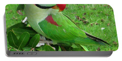 Green Bird Portable Battery Charger