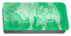 Green Bull Negative Portable Battery Charger